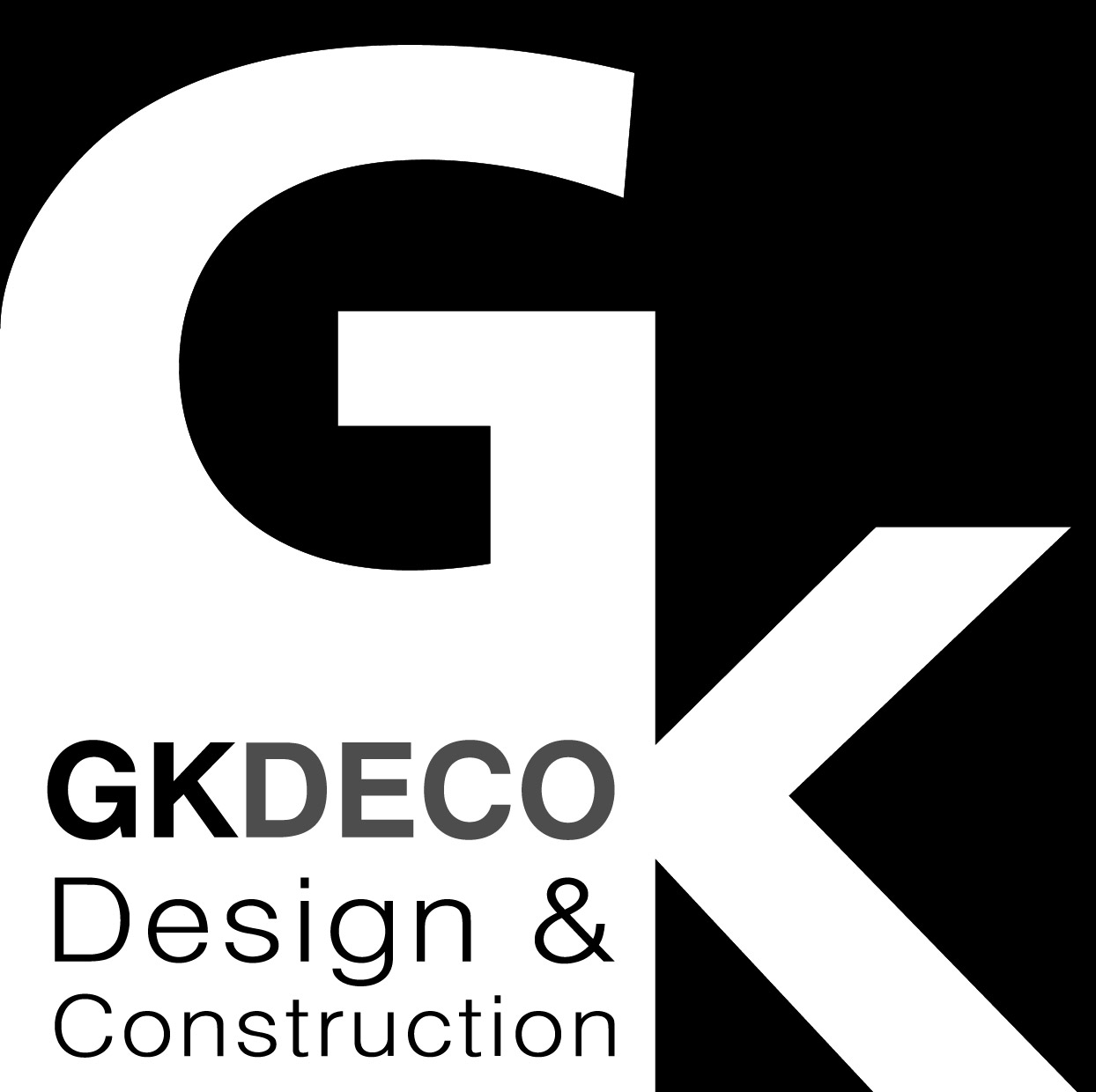 GK Decoration - Design & Construction